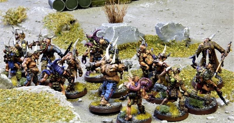 Warhammer 40K. Galerie de Batailles ! - Page 6 P1210065