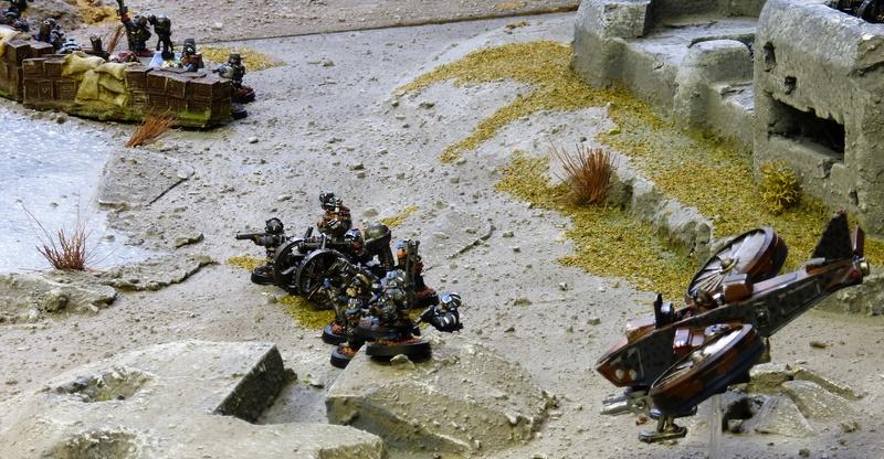 Warhammer 40K. Galerie de Batailles ! - Page 6 P1210066