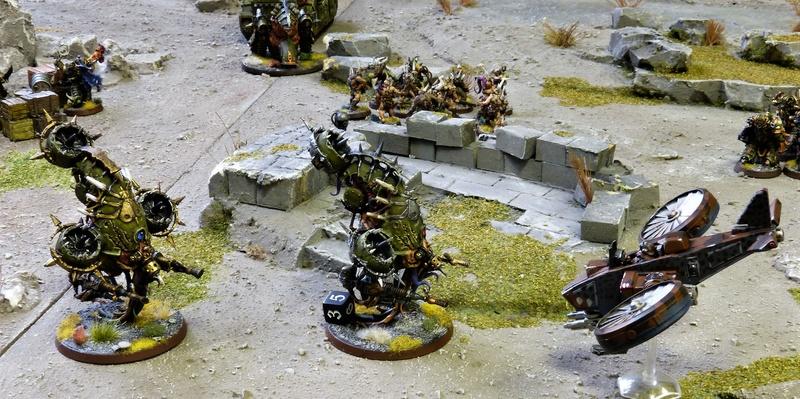 Warhammer 40K. Galerie de Batailles ! - Page 6 P1210067