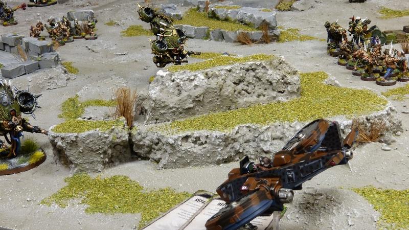 Warhammer 40K. Galerie de Batailles ! - Page 6 P1210069