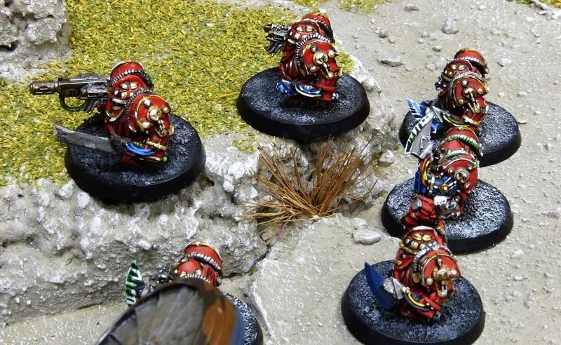 Warhammer 40K. Galerie de Batailles ! - Page 6 P1210071