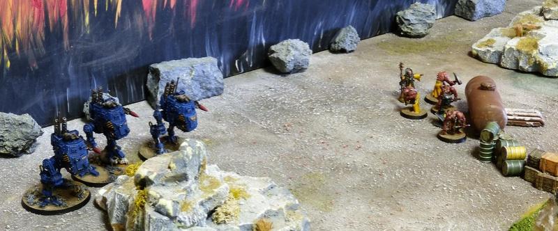 Warhammer 40K. Galerie de Batailles ! - Page 6 P1210191
