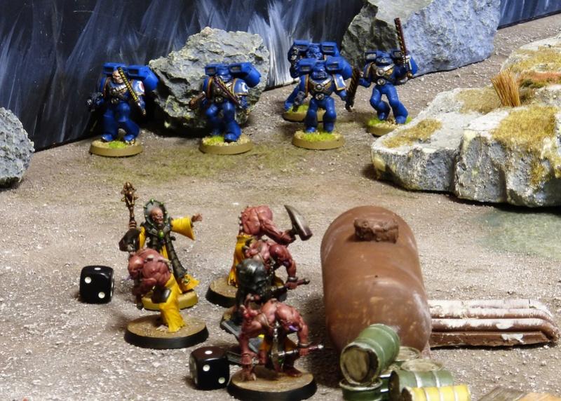 Warhammer 40K. Galerie de Batailles ! - Page 6 P1210193