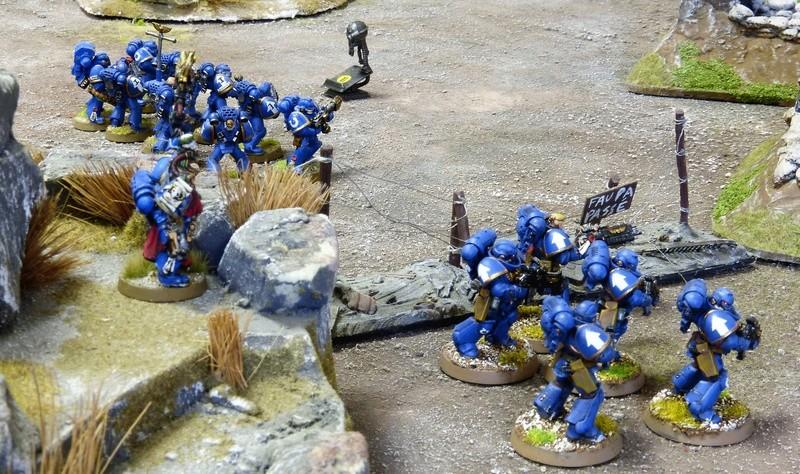 Warhammer 40K. Galerie de Batailles ! - Page 6 P1210194