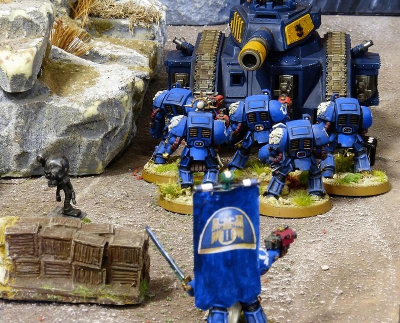 Warhammer 40K. Galerie de Batailles ! - Page 6 P1210195