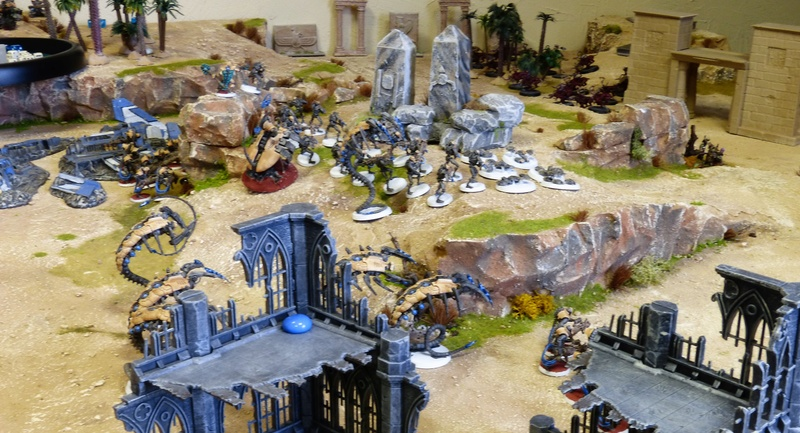 Warhammer 40K. Galerie de Batailles ! - Page 6 P1210199