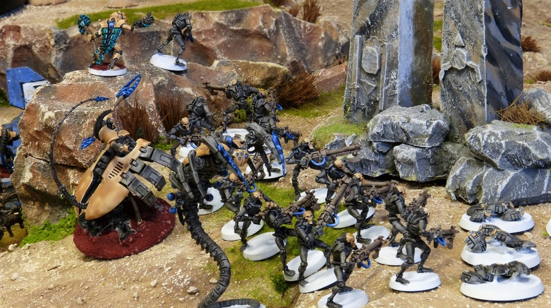 Warhammer 40K. Galerie de Batailles ! - Page 6 P1210201