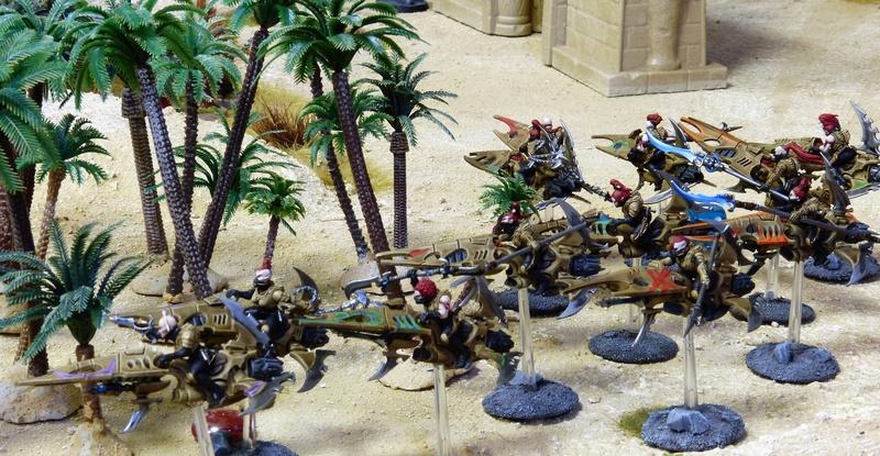 Warhammer 40K. Galerie de Batailles ! - Page 6 P1210202