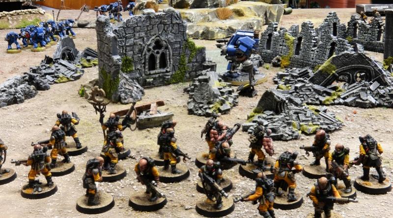 Warhammer 40K. Galerie de Batailles ! - Page 6 P1210212