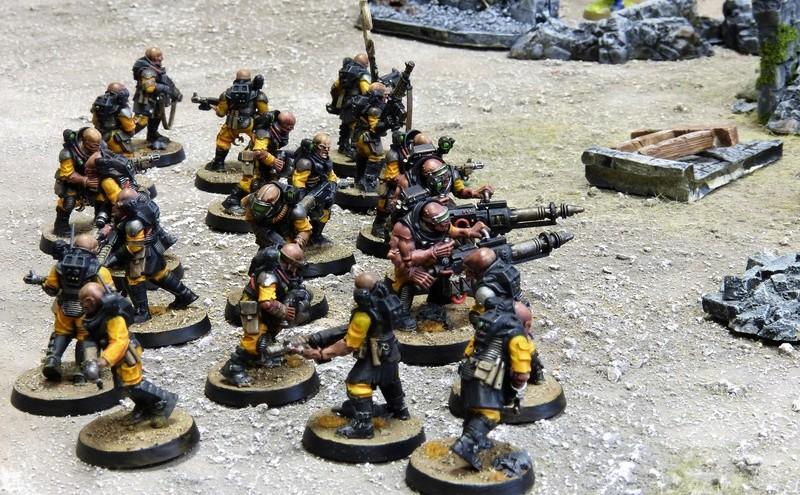 Warhammer 40K. Galerie de Batailles ! - Page 6 P1210213