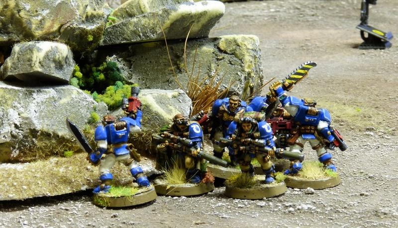 Warhammer 40K. Galerie de Batailles ! - Page 6 P1210215