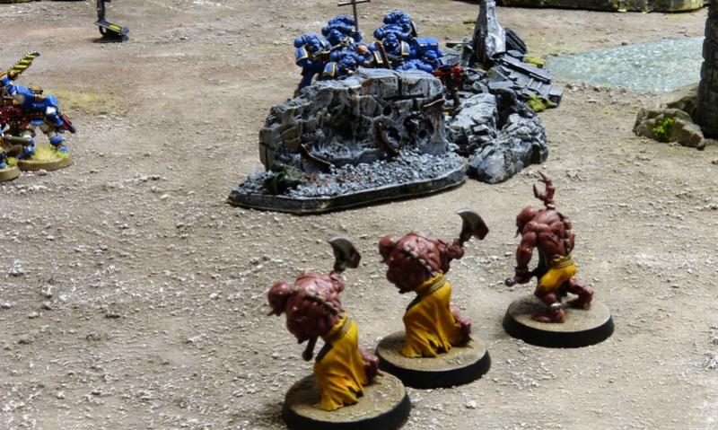 Warhammer 40K. Galerie de Batailles ! - Page 6 P1210216