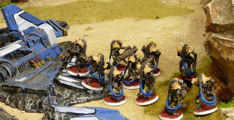 Warhammer 40K. Galerie de Batailles ! - Page 6 P1210219