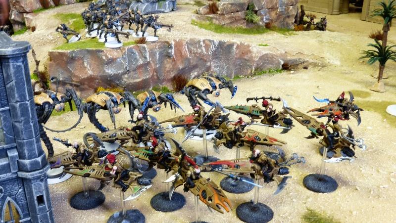 Warhammer 40K. Galerie de Batailles ! - Page 6 P1210220
