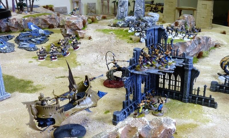 Warhammer 40K. Galerie de Batailles ! - Page 6 P1210221