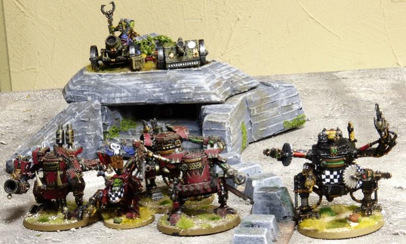 Warhammer 40K. Galerie de Batailles ! - Page 6 P1220818