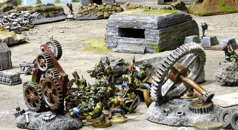 Warhammer 40K. Galerie de Batailles ! - Page 6 P1220822