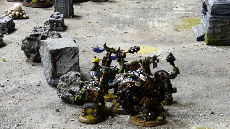Warhammer 40K. Galerie de Batailles ! - Page 6 P1220825