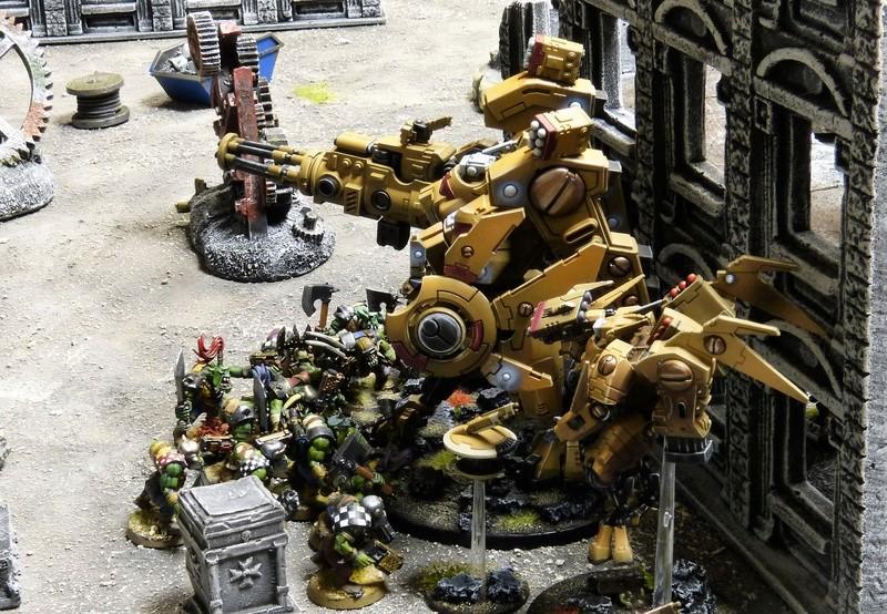 Warhammer 40K. Galerie de Batailles ! - Page 6 P1220826