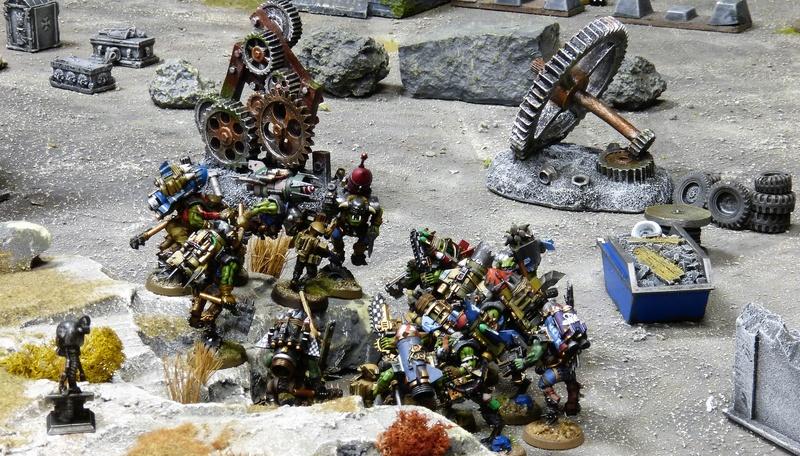 Warhammer 40K. Galerie de Batailles ! - Page 6 P1220827