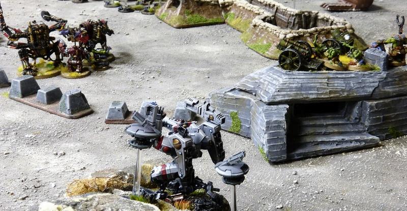 Warhammer 40K. Galerie de Batailles ! - Page 6 P1220828