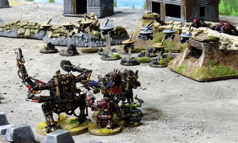 Warhammer 40K. Galerie de Batailles ! - Page 6 P1220829