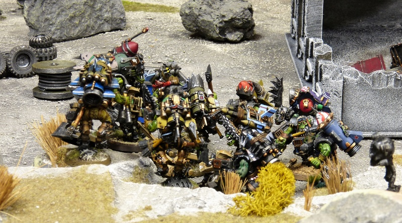 Warhammer 40K. Galerie de Batailles ! - Page 6 P1220830