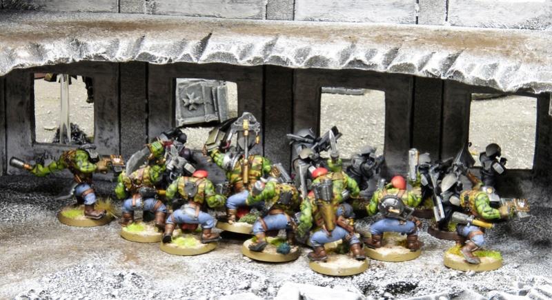 Warhammer 40K. Galerie de Batailles ! - Page 6 P1220831