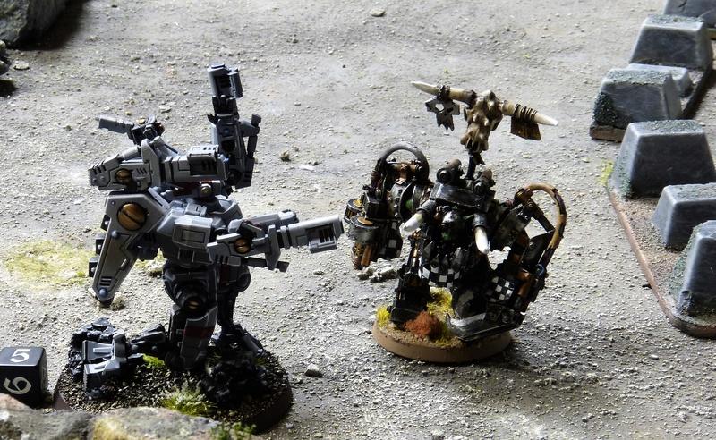 Warhammer 40K. Galerie de Batailles ! - Page 6 P1220833