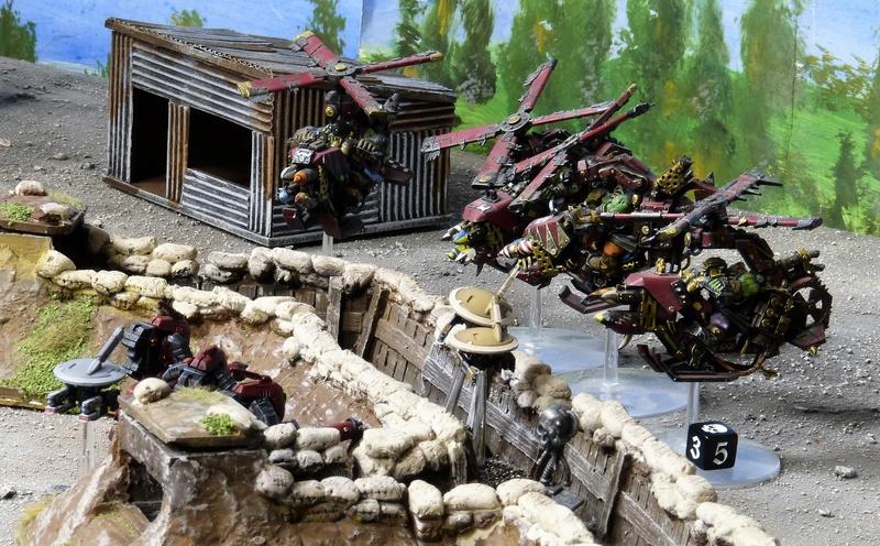 Warhammer 40K. Galerie de Batailles ! - Page 6 P1220834