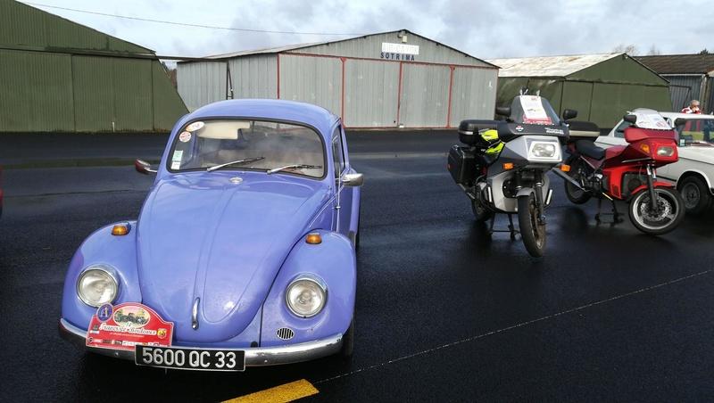 14eme traversée hivernale de Bordeaux véhicules historiques Img-2011