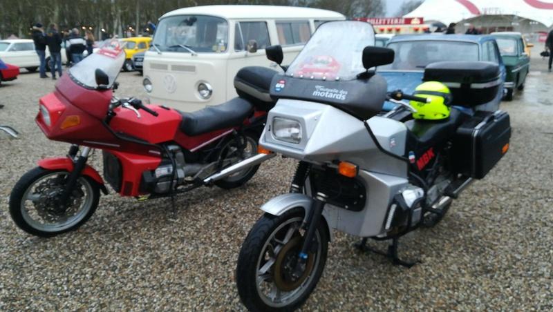 14eme traversée hivernale de Bordeaux véhicules historiques Img-2012