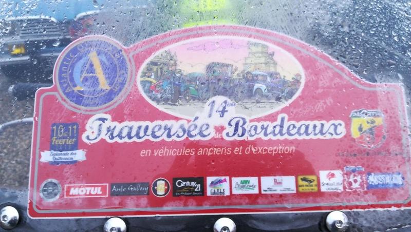 14eme traversée hivernale de Bordeaux véhicules historiques Img-2013
