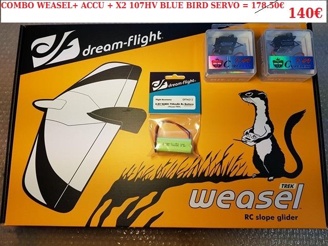 Weasel DREAM FLIGHT FRED MODELISME 27783811