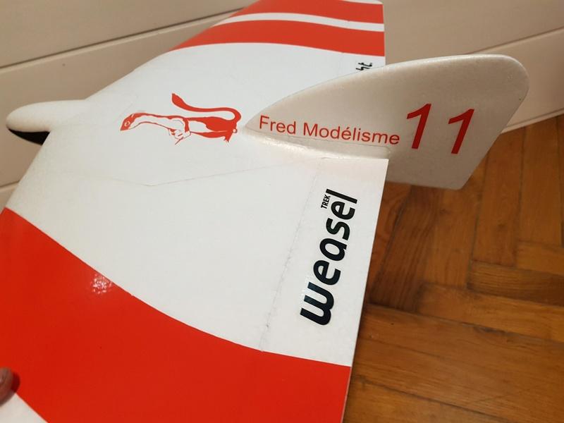 Weasel DREAM FLIGHT FRED MODELISME 27902210