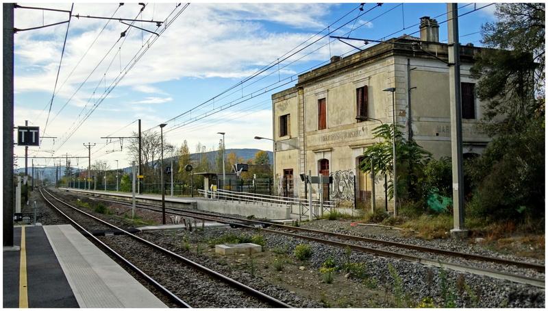 Pk 061,55 : Gare de Martres Tolosanes (31) 31_mar11