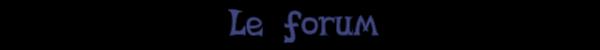 Réglement du forum (A lire obligatoirement)  Ch1for10