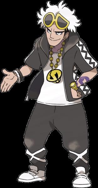 Top 5 des personnages les plus classes dans Pokémon 312px-10