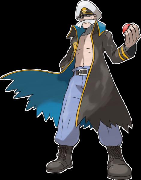 Top 5 des personnages les plus classes dans Pokémon 470px-10
