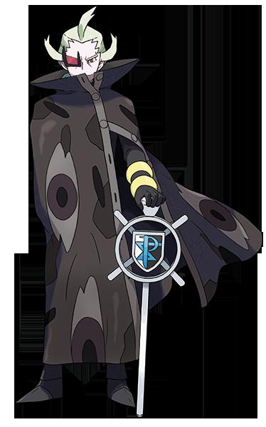 Top 5 des personnages les plus classes dans Pokémon Ghetis10