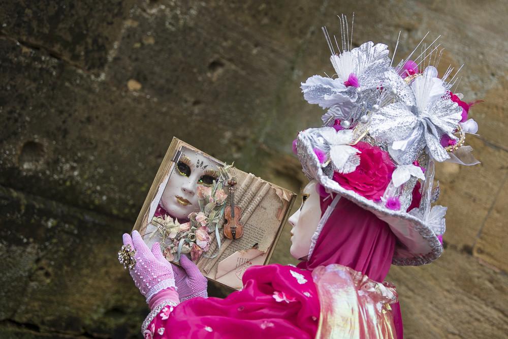 Carnaval de Longwy 2018 : le LongoVénitien - 10 mars 2018 [Les photos] 10032021