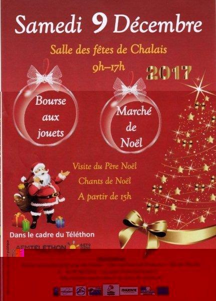 Marché de Noël de Chalais (16210) Img_510