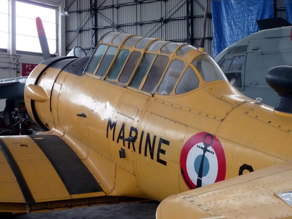 [ Les Musées en rapport avec la Marine ] Musée de l'Aeronautique Navale de Rochefort - Page 10 8237_p10
