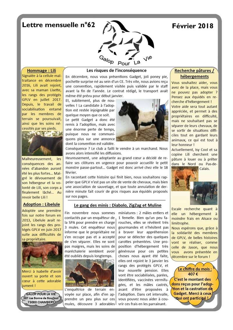 GPLV - Lettre Mensuelle n°62 - Février 2018 Nl_fyv13