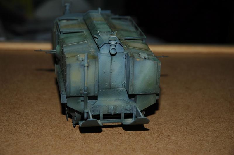 Le Schneider Ca Armored de Hobby Boss au 1/35ème Dsc_0014