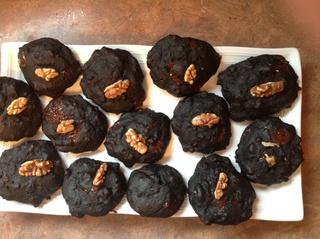 Galette SANTÉ  (dattes-graine de lin-farine d'épeautre-cocoa noir 74%) 31886511