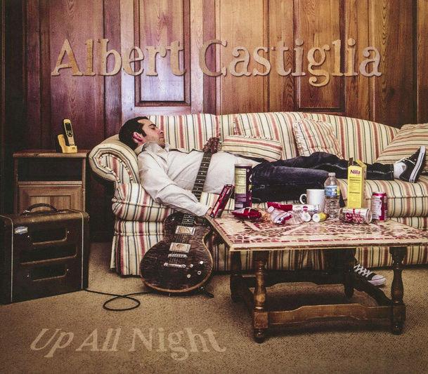 Albert Castiglia – Up all night (2017) Ac10