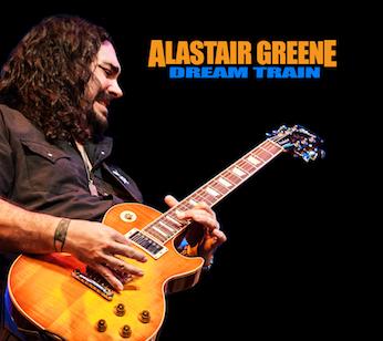 Alastair Greene – Dream train (2017) Ag10