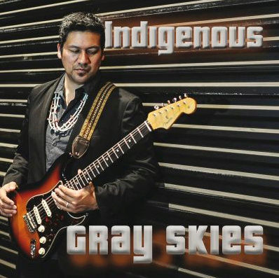 Indigenous – Gray skies (2017) Indi10