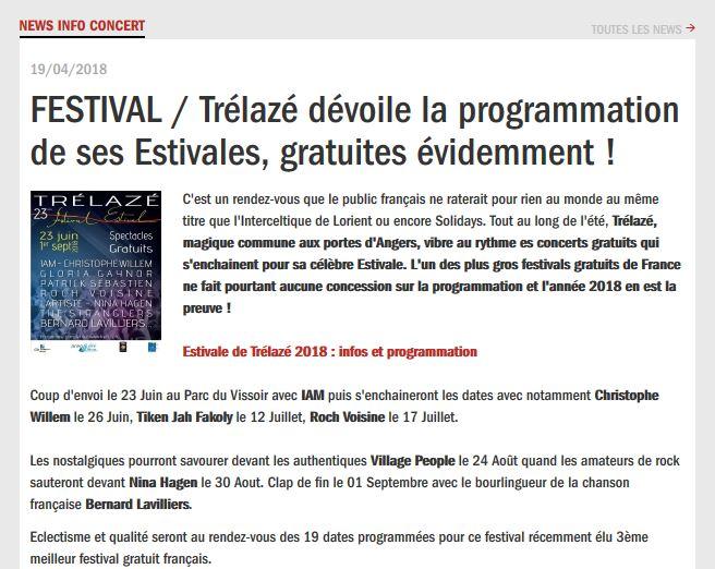 Festival de Trélazé Trylaz10